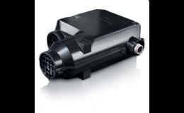 Trumatic E 2400 CNG - nezávislé topení na zemní plyn od velikosti Van