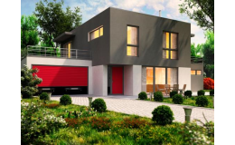 Energeticky úsporné dřevostavby na klíč postaví firma Homestead.