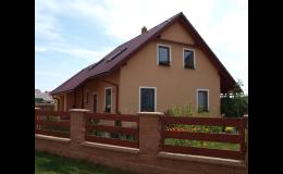 Dřevostavby v kraji Vysočina staví firma Homestead.