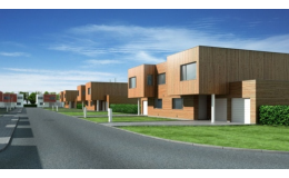 Výstavba rodinných domů, Ostrava