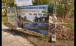 Nové řadové domy Muglinov - Ostrava, II.etapa