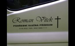 pohřební služby, Příbram