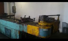 Kovovýroba, obrábění, lisování kovů, ohýbání kovů