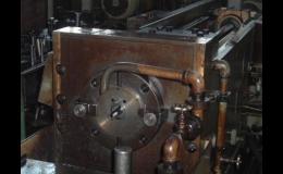 Strojírenská výroba, kovovýroba