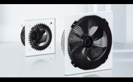 radiální ventilátor ebm-papst
