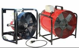 Pavliš a Hartmann - ventilatory