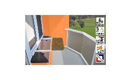 Okenní sušák, okenní zahrádka či okenní držák od spolehlivé firmy