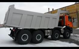 jednostranný sklápěč na podvozku Tatra Phoenix - určený pro Bělorusko