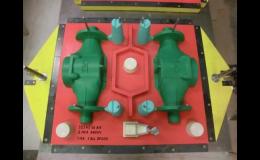 Slévárenské modely - ventil