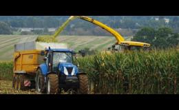 Prodej osiv i další zemědělské služby