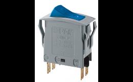 Distribuce elektromechanických a elektronických součástek pro průmyslové aplikace