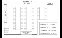 konferenční salonek č.1