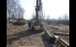 Firma EKODRILL vám vybuduje vlastní vrtanou studnu, která nabízí značné výhody oproti studni kopané.