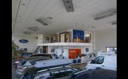 Autorizovaný prodejce, servis a prodejce ND Ford