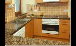 Kamenictví Karel Otruba - kamenné kuchyňské desky