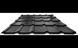 KLEMPOS - STŘECHY s.r.o. -pélené, plastové, betonové i plechové střešní krytiny