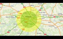 Rozvoz potravin v Praze a jejím okolí zajišťuje Z-Market.
