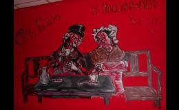 kavárna Valašské Meziříčí