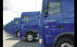 Dopravní společnost Promet logistics Ostrava rozšiřuje vozový park