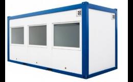 Potřebujete stavební buňky či kontejnery? Kontaktujte nás