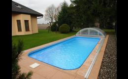 Plastový bazén - téměř bezúdržbový