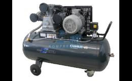 Techair - výrobce spolehlivých kompresorů