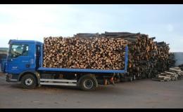 BOŠ - prodej palivového dřeva
