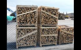 Prodej palivového dřeva a uhlí