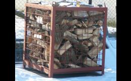 Prodej palivového dřeva včetně dopravy