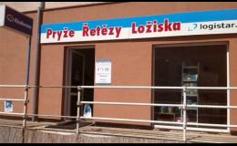 Ložiska, řetězy a další výrobky pořídíte u společnosti Logistar v Hradci Králové.