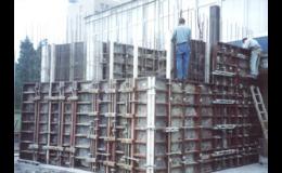 Hrubá stavba a další stavební práce