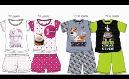 Kvalitní dětské oblečení s potiskem