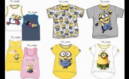 Cartoon mania - dětské oblečení s potiskem