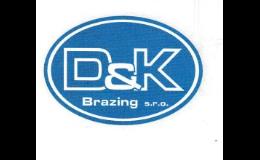 D & K Brazing - žíhání a pájení