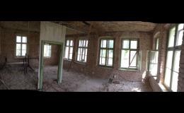Výstavby, rekonstrukce i zateplení domů Liberec