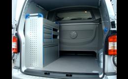 Užitkové nástavby i vestavby pro vozy z nejrůznějších oborů.