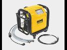 Praktický pomocník pro revize a čištění potrubí, to je REMS Multi-Push