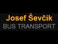 Josef Ševčík - Autobusová doprava s tradicí pro malé i velké skupiny