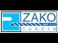 ZAKO Turčín, spol. s r.o. - výroba zámečnických a strojírenských dílů