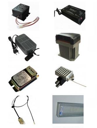Elektrokomponenty pro automobilový průmysl a regulační techniku