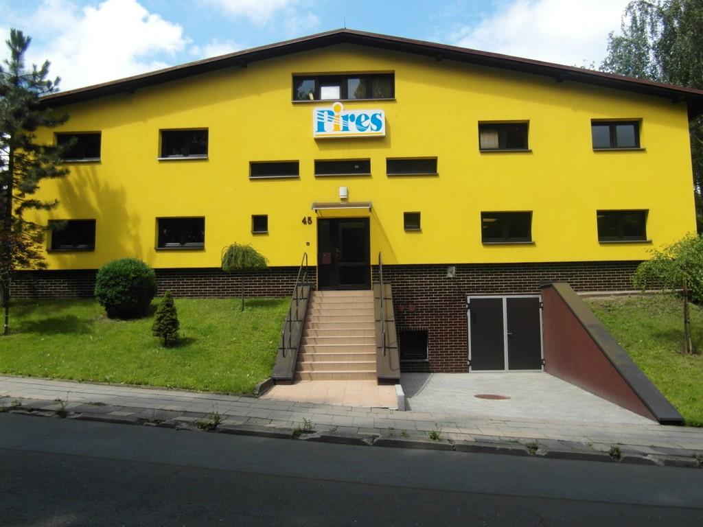 PIRES s.r.o. - specialisté na průmyslové pece a hořákové systémy
