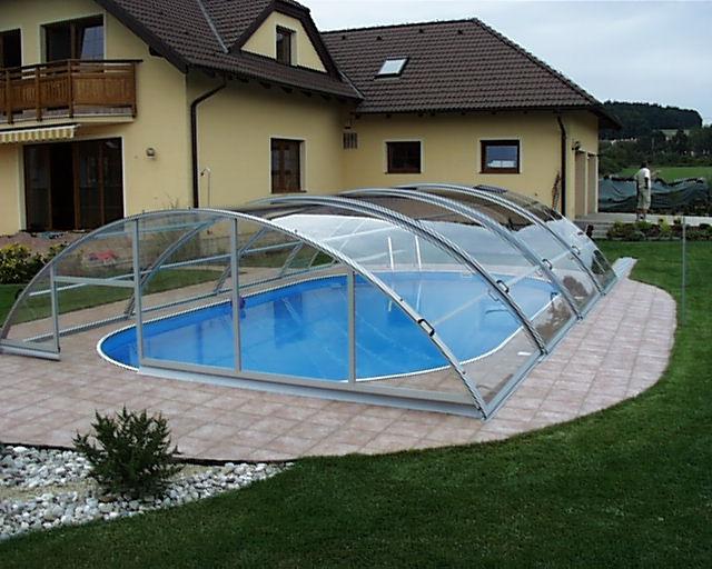 Bazény na klíč podle vašich představ
