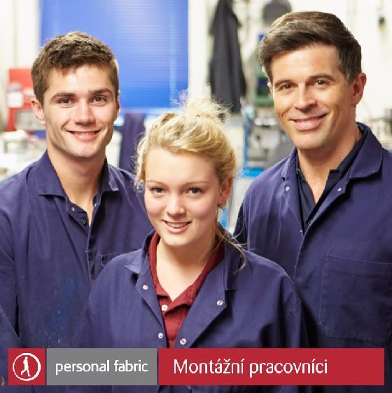 Zaměstnancům i zaměstnavatelům pomáhá Agentura práce Personal fabric
