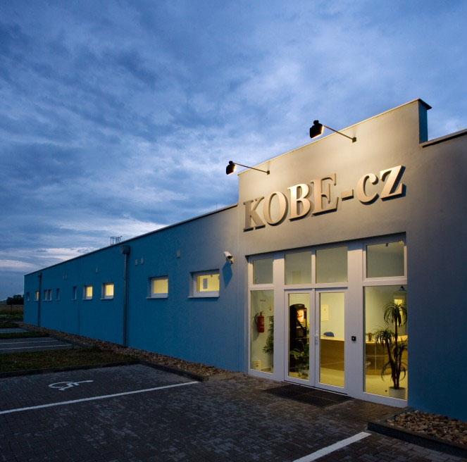 Izolační materiály ze skelných vláken vyrábí firma KOBE-cz
