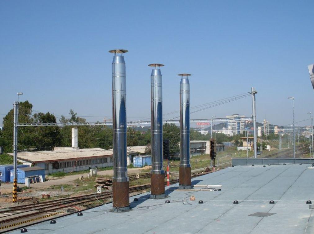 Stavby COMPLET - specialisté na komíny všech velikostí, materiálů a druhů