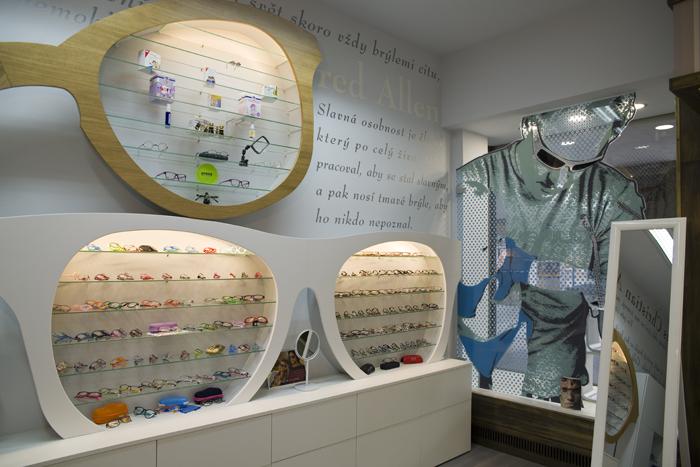 OKO-OČNÍ OPTIKA František Havlík, brýle, čočky, měření zraku
