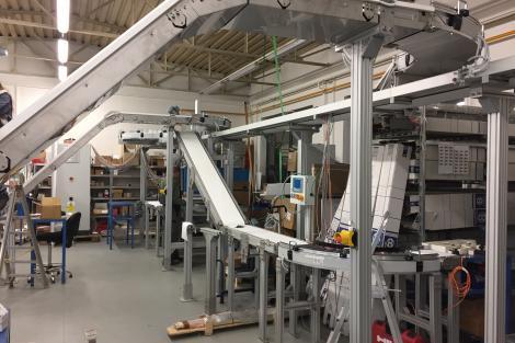 H+D Elektromontáže s.r.o., realizace elektroinstalací v průmyslu