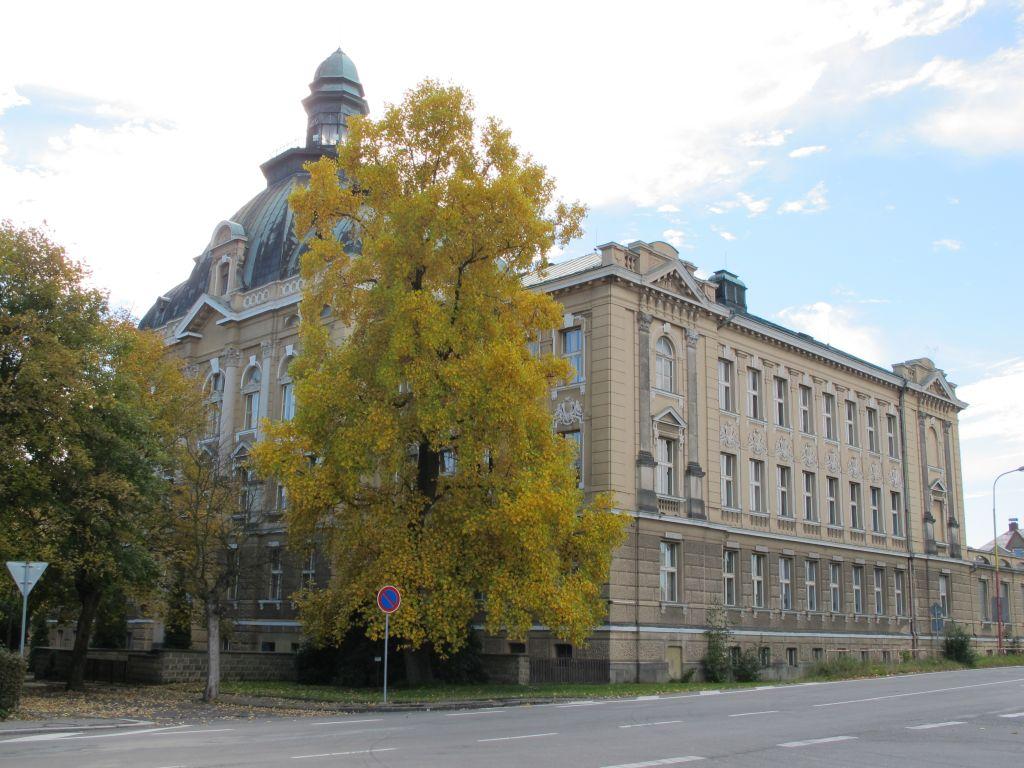 VOŠ, SPŠ a SOŠ služeb a cestovního ruchu, Varnsdorf