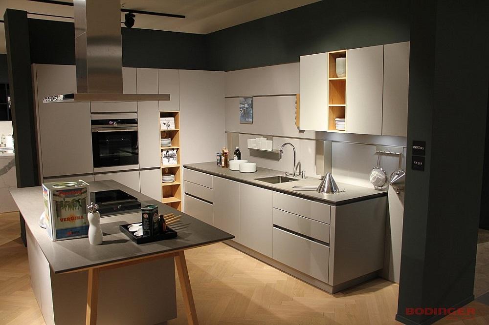 Designové kuchyně bez designových cen od firmy BODINGER