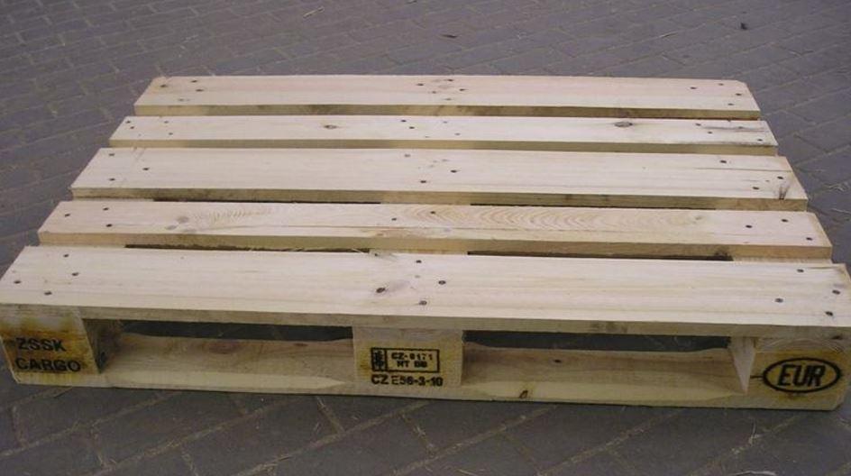 Stanislav Hovězák s.r.o., dřevěné přepravní obaly, palety
